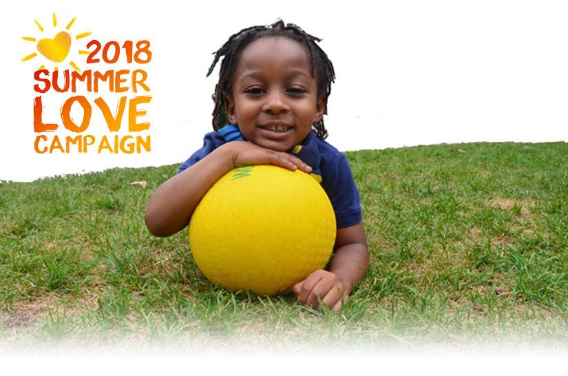 summer love campaign header